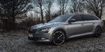 Test Škoda Superb Combi 4x4 DSG L&K: Veľkorysá flexibilita