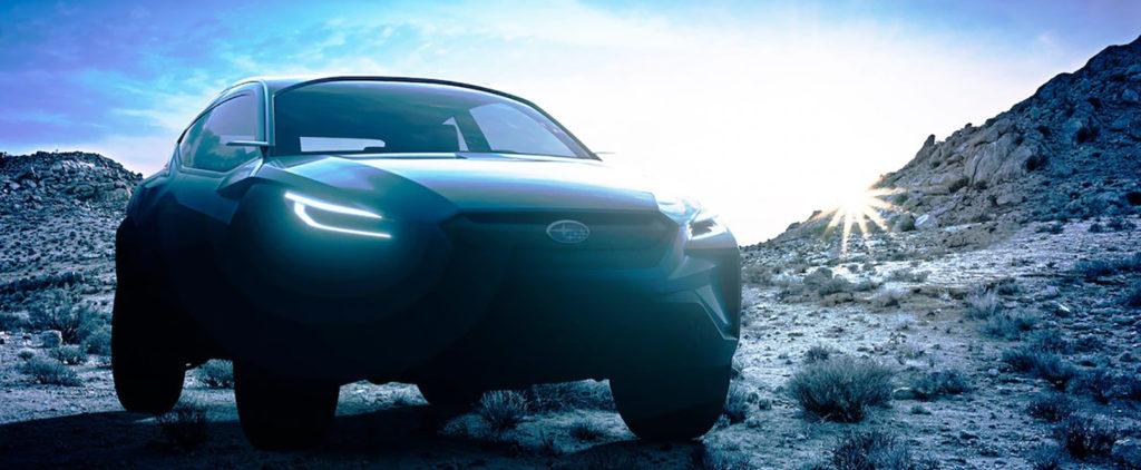 Ďalšie prekvapenie od Subaru
