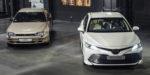 Toyota ukázala novú generáciu Camry