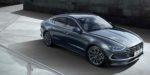 Hyundai do sveta vypustil prvé fotografie Sonaty