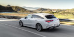 Mercedes CLA Shooting Brake bude praktickejší