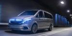 Mercedes vytvoril koncept EQV, veľkopriestorového elektromobilu