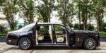Okázalý Rolls-Royce Phantom s privátnou lóžou