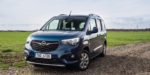 Test Opel Combo Life: Život je Life