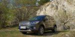 Test Ford Kuga 2.0 TDCi AWD Anniversary Edition Plus: Rozlúčka na úrovni