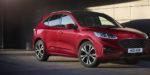 Ford predstavil novú Kugu s tromi druhmi hybridu