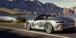 Porsche 911 Speedster je síce minulej generácie, ale je dokonalý
