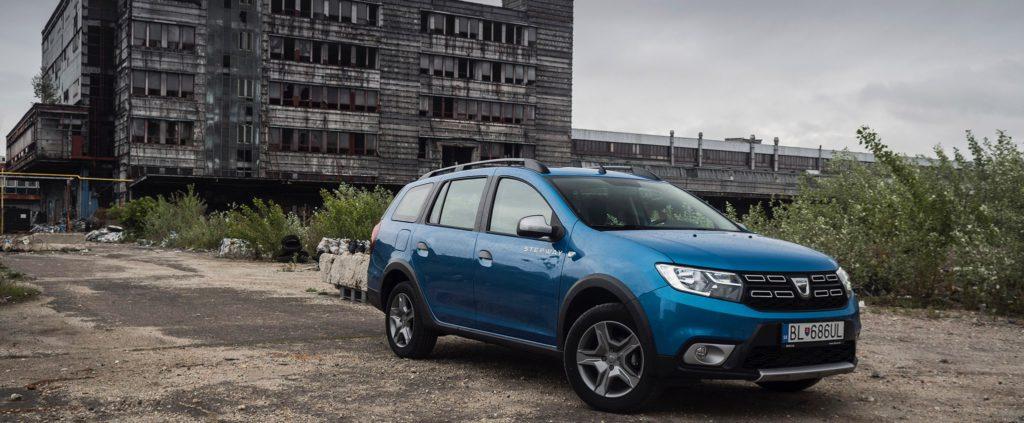 Test Dacia Logan MCV Stepway: Skromnosť aj ambície