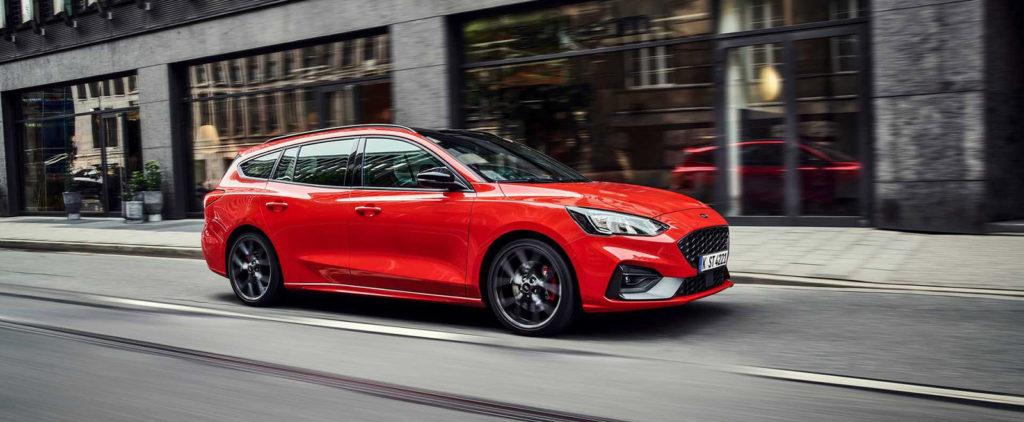 Ford Focus ST ponúkne aj hotwagon