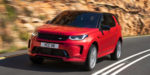 Land Rover inovoval model Discovery Sport