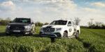 Porovnávací test Mercedes-Benz X350d vs. Ford Ranger Wildtrack: Kto z koho?