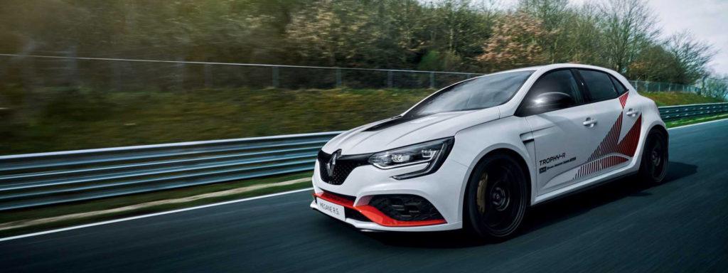Renault Megane RS je znova predokolkovým kráľom Nürburgringu