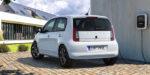Elektrická Škoda Citigoᵉ iV prejde na nabitie 265 kilometrov