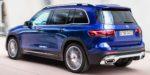 Mercedes predstavuje nové malé SUV GLB