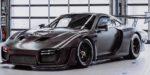Porsche 935 Black on Black z pekla