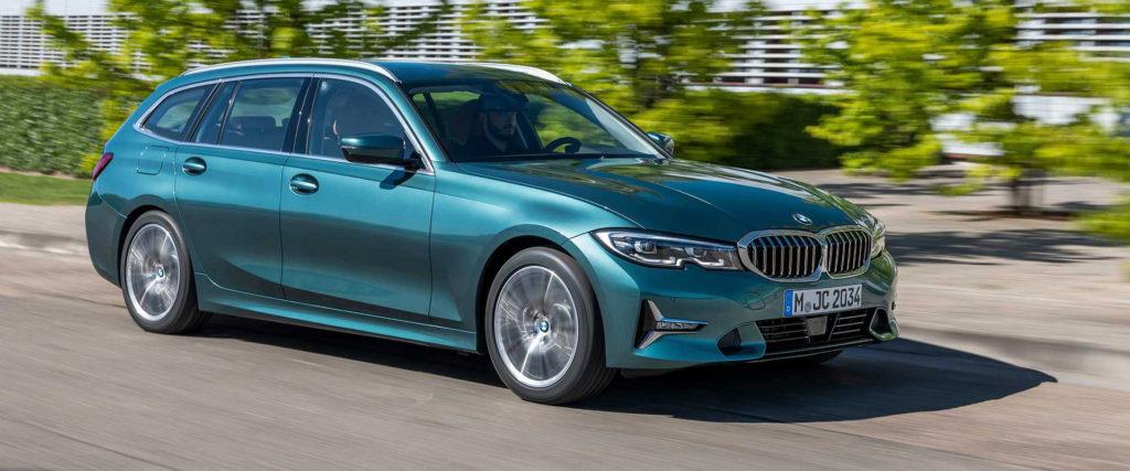 Trojka od BMW bude aj ako kombi, ale to asi všetci čakali