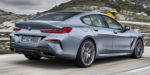 BMW ukázalo rad 8 ako Gran Coupe so štyrmi dverami
