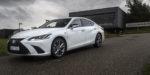 Test Lexus ES300h F-Sport: Len ticho a pohodlie
