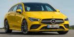 O verziu AMG 35 nepríde ani Mercedes CLA Shooting Brake