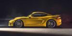 Porsche 718 Cayman GT4 dalo dole z času na Nürburgringu 10 sekúnd