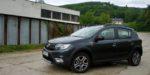 Test Dacia Sandero Stepway Techroad: Osvedčené riešenia stále fungujú