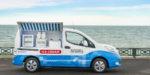 Pojazdná mraznička na zmrzlinu od Nissan je fakt EKO