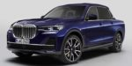 BMW X7 v podobe luxusného pick-upu