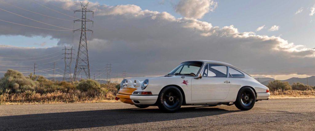 Emory Motorsport nádherne zreštaurovalo Porsche 911