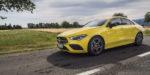 Test Mercedes-Benz CLA180d: Forma hovorí niečo iné