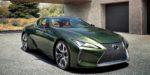 Lexus predstavil nádhernú Inspiration Series modelu LC500