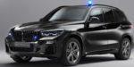 BMW predstavuje pancierovanú X5 Protection VR6