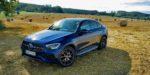 Test Mercedes-Benz GLC 300 4 Matic kupé: SUV, čo vie byť hothatchom aj GT