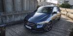Test Mercedes-Benz B180d: Poslušný súrodenec