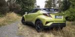 Test Toyota CH-R Neon Lime: Dobrý obraz aj zvuk