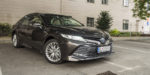 Test Toyota Camry: Legenda sa vracia