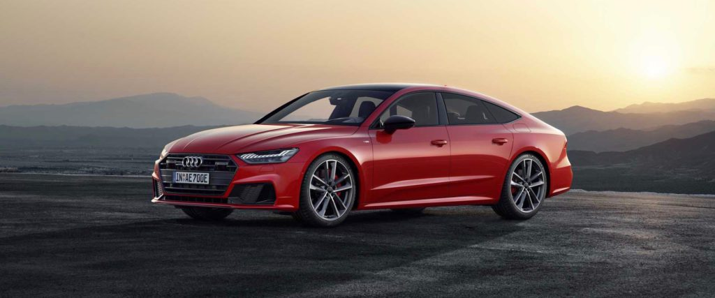 Audi A7 Sportback Quattro v novej hybridnej motorizácii