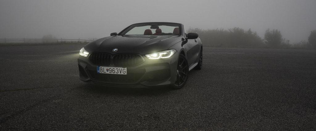 Test BMW M850i Cabrio: Už viem aké to je