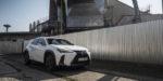 Test Lexus UX250h F-Sport: Zapózuj