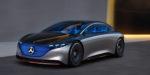 Mercedes ukázal víziu EQS s elektrickým dojazdom 700 km