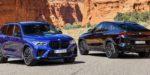 BMW X5M A X6M so 600 koňmi v základe
