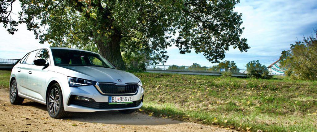 Test Škoda Scala TDI: Nenápadne a bez častých návštev pumpy