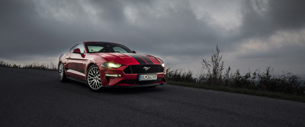 Test Ford Mustang GT: Tak predsa!