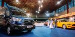 Ford ukázal v Nitre inovovaný Transit