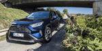 Test Toyota RAV4 Hybrid AWD-i: Úplne s prehľadom a potichu
