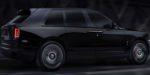 Rolls Royce Cullinan prichádza v temnej edícii Black Badge