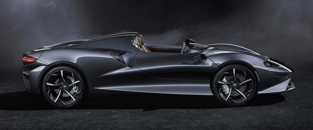 McLaren Elva je hyperšport s hypercenovkou