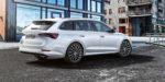 Nová Škoda Octavia narástla a dostala aj plug-in hybrid