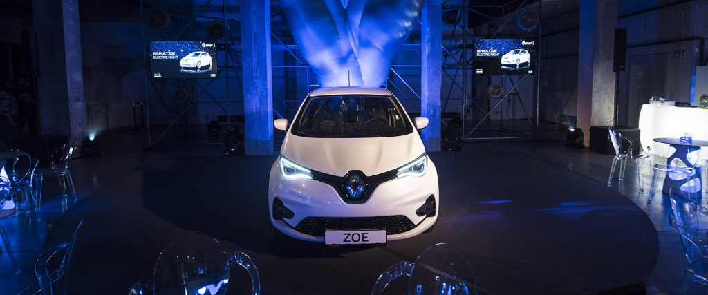 Nový Renault Zoe štartuje na sume 31 900 eur