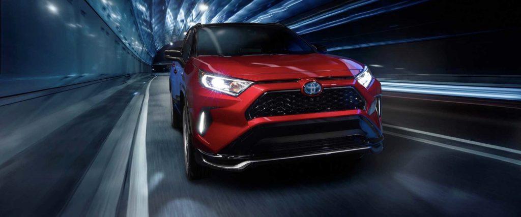 Toyota RAV 4 Prime s výkonom hothatchu