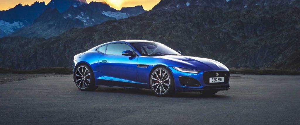 Jaguar oživil svoj model F-Type, V8 má viac výkonu